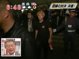 【亀田大毅】記者「切腹はされないんですか?」