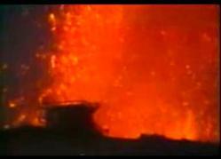 三原山噴火