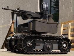 「殺す為」に造られたロボット「MAARS」がイラクへ