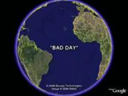 Google Earthで見つけた事故現場動画