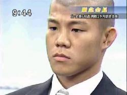 亀田興毅 謝罪会見 反則指示認める 史郎は辞任