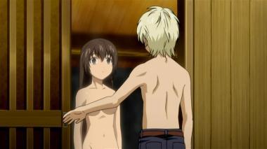 [aniserv] Minami-ke Okawari - 01 - 「温泉、いただきます」 (DivX6.6 1280x720 120fps[ED60]).avi_001265265
