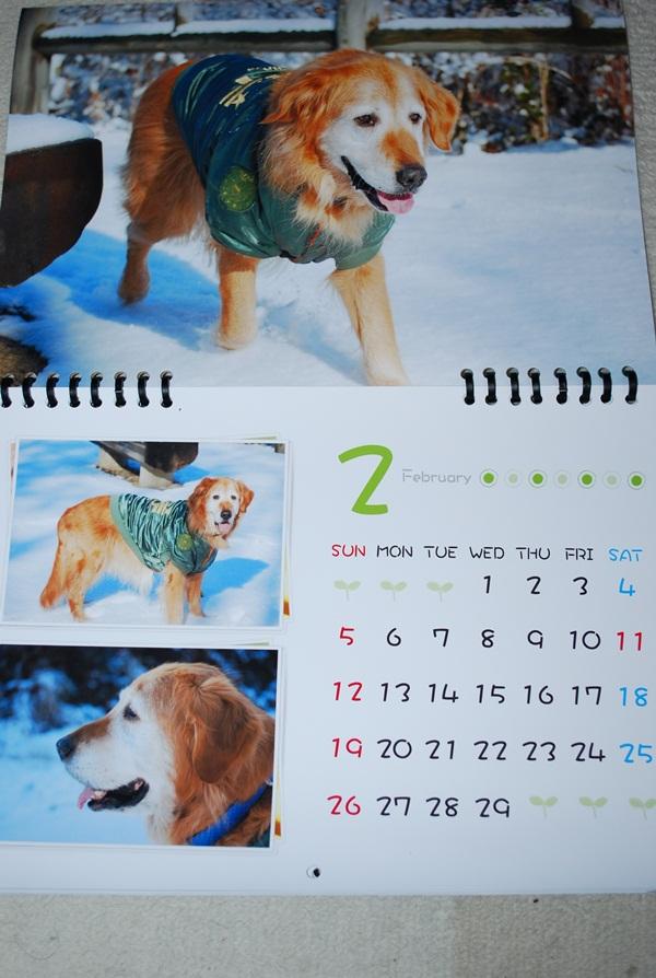 2012カレンダー2月