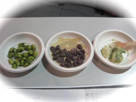 豆試食624