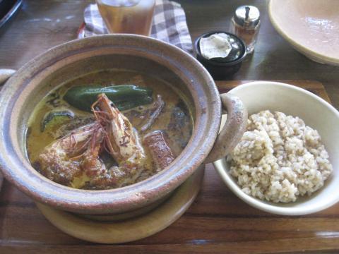 土鍋カレー723