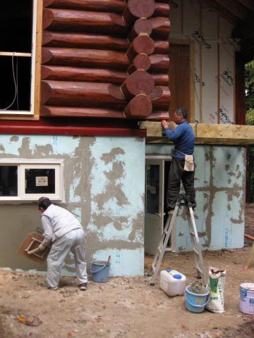 基礎外壁モルタル塗り929