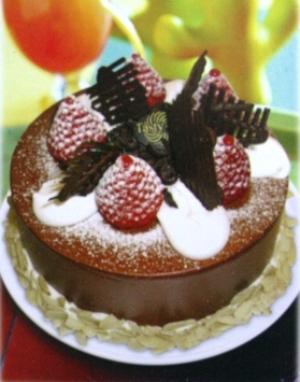 チョコレートケーキ(イメージ)