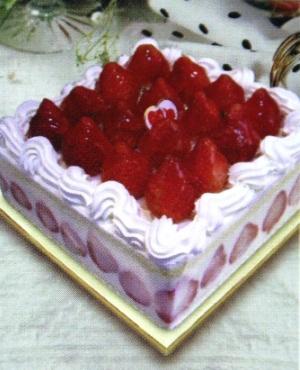ショートケーキ(イメージ)