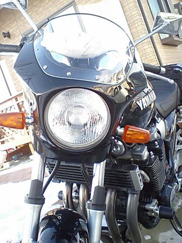 XJR1300 シックデザイン マスカロード