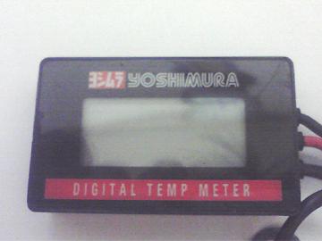 ヨシムラ デジタルテンプメーター