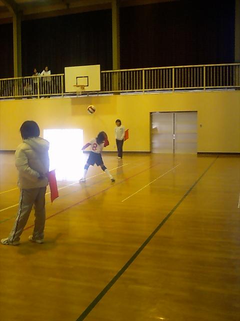 少年バレーボール弥富大会2