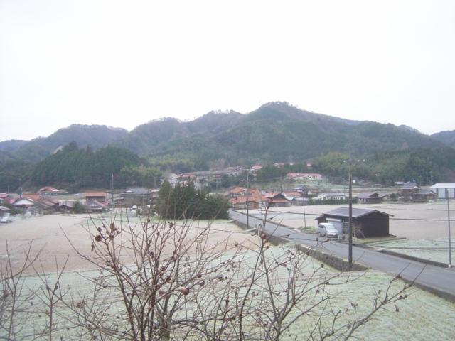 2007元旦の弥富村