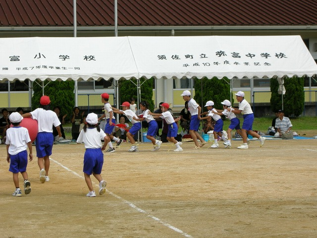 07弥富小学校運動会002