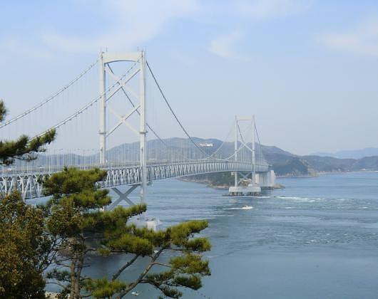 鳴門大橋①