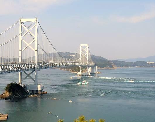 鳴門大橋②