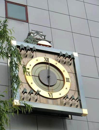 カラクリ時計①