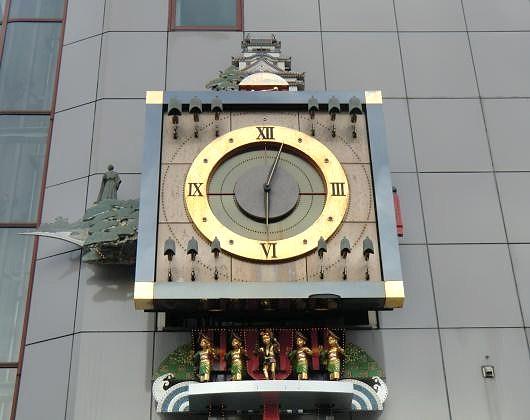 カラクリ時計②