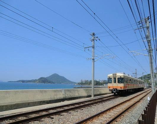 伊予鉄道高浜線