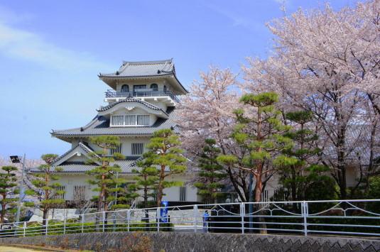 桜 歌舞伎文化公園 外観