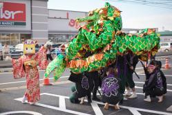 龍とパレード2