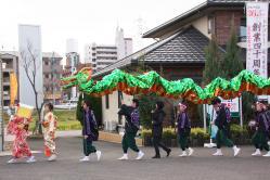 龍とパレード