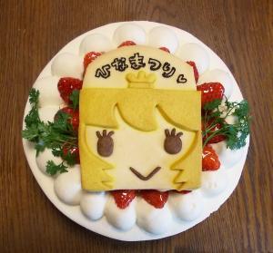 やななクッキーケーキ