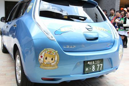 電気タクシー