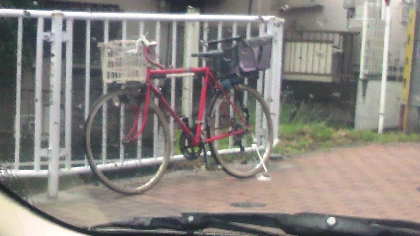 珍しい自転車