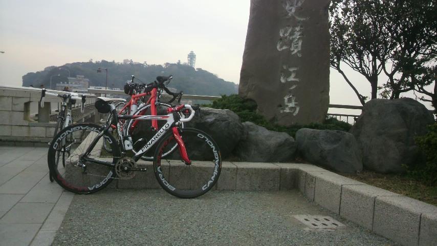 2011 二回目江ノ島ライド参加バイク