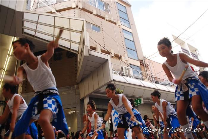 おんまく ダンスバリサイ おんまく日吉 愛媛県今治市 2010年8月7日