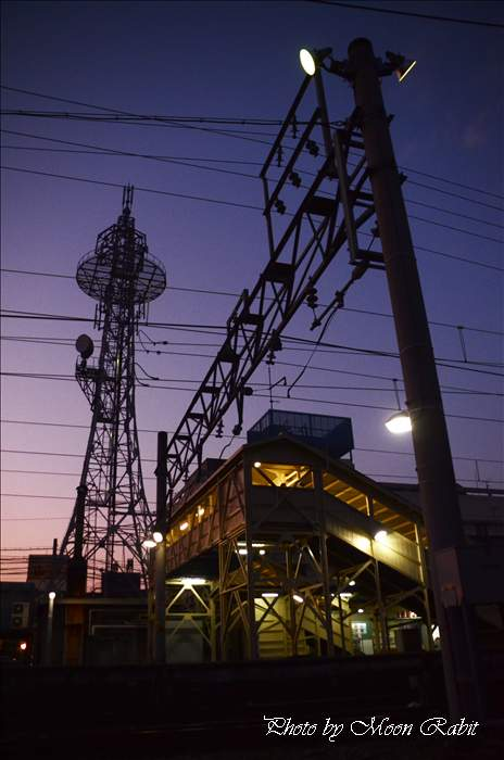 JR四国 伊予西条駅 愛媛県西条市大町 2011年7月22日