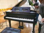大正時代からのピアノ?