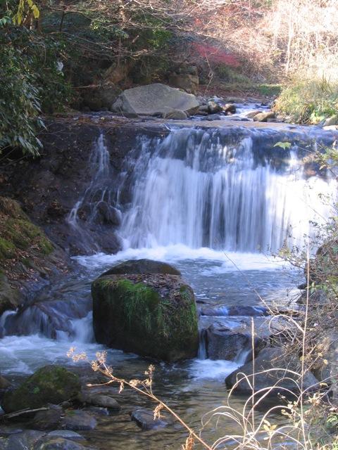 関口の滝2007120701