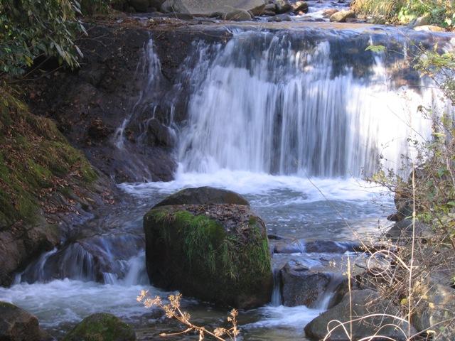 関口の滝2007120702