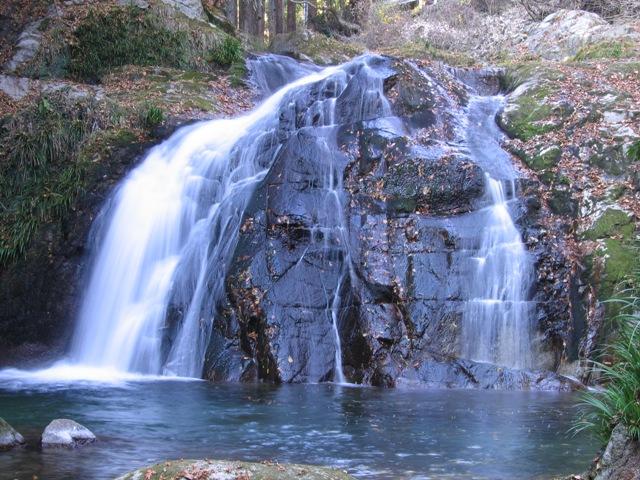 花貫不動滝2007120701