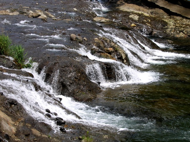西小屋の滝2005001