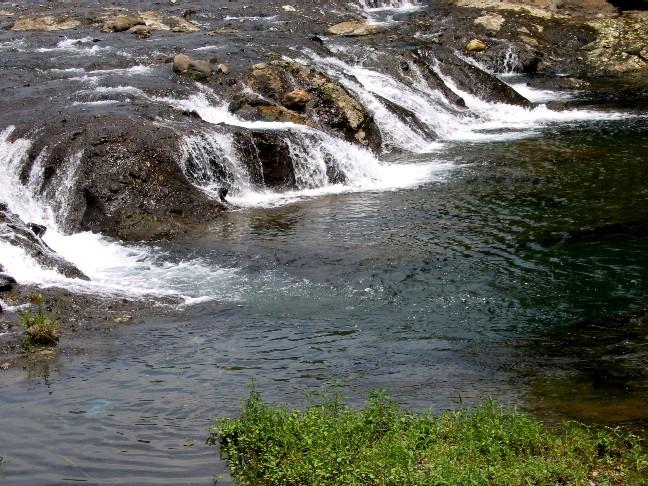 西小屋の滝2005002