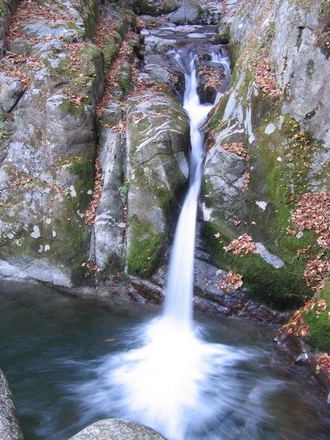 汐見の滝2007120701