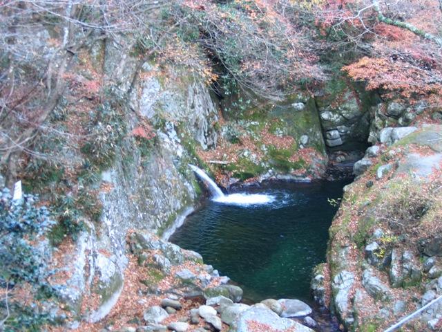 汐見の滝2007120703