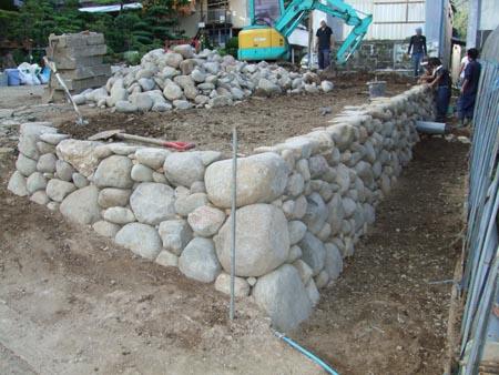 石積み講習会 071