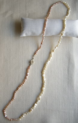 wish for japan pearl necklace
