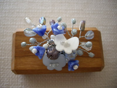 butterflies brooch
