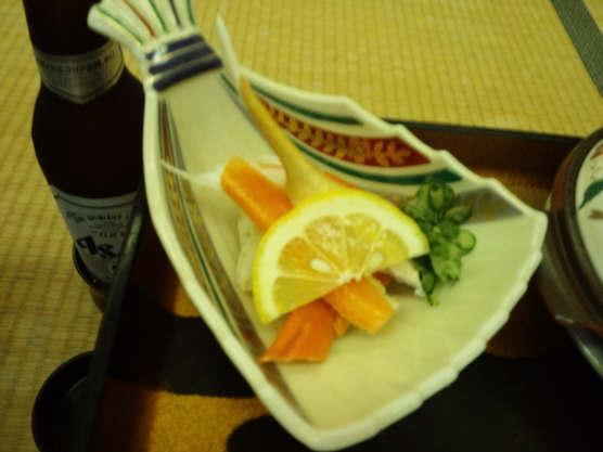 華祥カニ酢の物110612