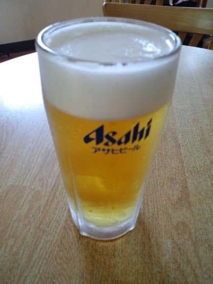 ごまどう湯多里館生ビール110613