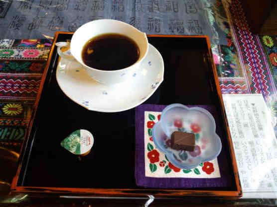 阿弥陀瀬コーヒー110620