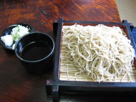 千秋庵盛り蕎麦110619