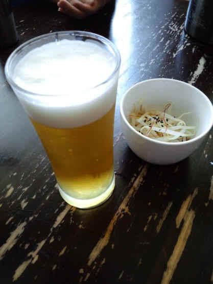 雷電ビール110704