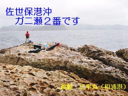 ガニ瀬2番