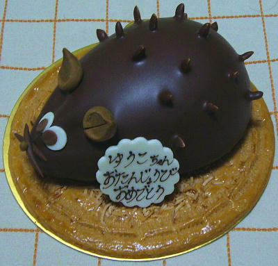 ル・パティシエ・ヨコヤマのケーキ「エリソン」