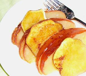 安納芋のアップルポテト
